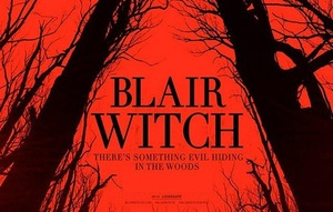 Normal blair witch poster s