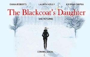 The Blackcoat's Daughter (OmU)