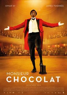 Home monsieurchocolat plakat