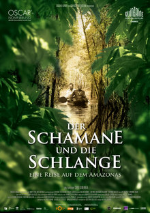 Home poster schamane