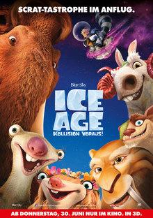 Home iceage kollision plakat