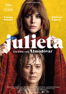 Home julieta plakat