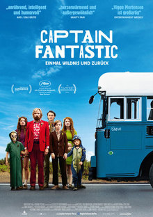 Home captainfantastic plakat