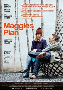 Home maggiesplan poster