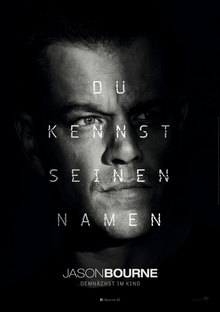 Home jason bourne plakat