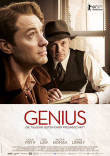 Home genius plakat