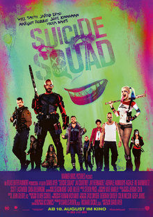 Home suicidesquad plakat