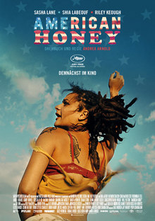 Home americanhoney hauptplakat