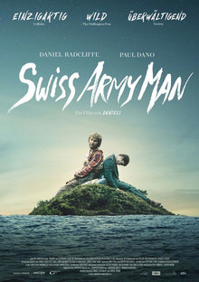 Home swiss army man   plakat
