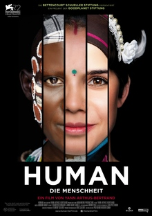 Home human plakat web