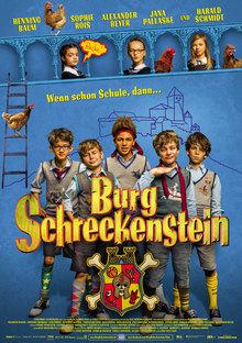 Home burgschreckenstein plakat