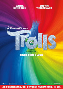Home trolls poster