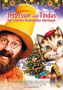 Home pettersson weihnachten plakat