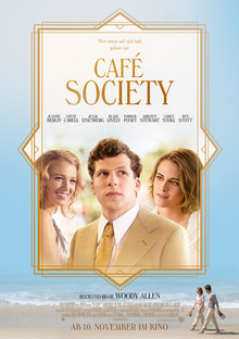 Home cafesociety plakat