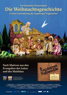 Home die weihnachtsgeschichte poster