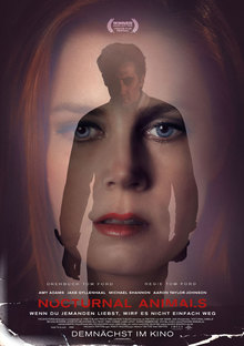 Home nocturnal animals hauptplakat
