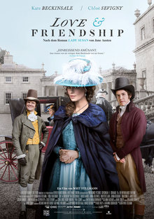 Home love and friendship poster