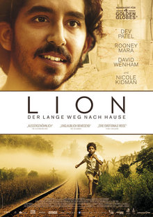 Home lion plakat