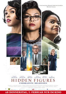Home hiddenfigures plakat