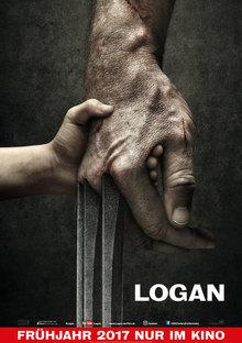 Home logan poster