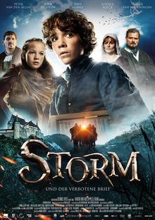 Home storm plakat