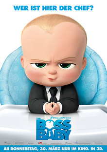 Home bossbaby poster start
