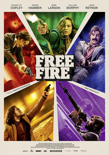 Home plakat free fire