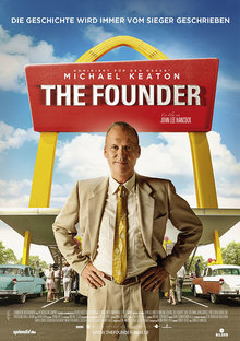 Home the founder plakat