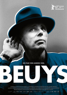 Home beuys plakat