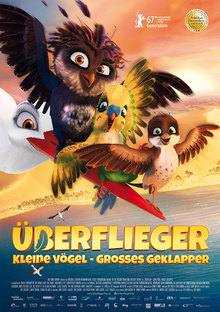 Home poster ueberflieger