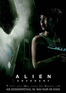 Home alien covenant poster