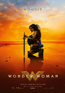 Home wonderwoman plakat