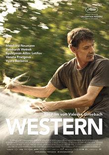 Home western. plakat