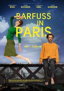 Home barfuss in paris plakat