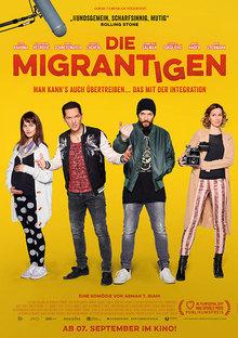 Home die migrantigen plakat