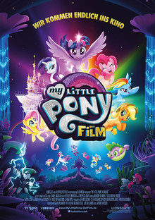 Home mlp poster
