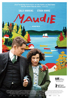 Home maudie plakat nfp