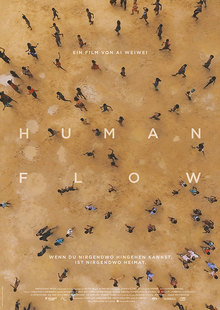 Index l human flow plakat