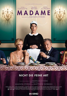 Home madame poster