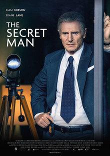 Home the secret man secret man plakat