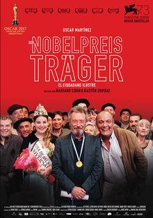 Home der nobelpreistraeger plakat