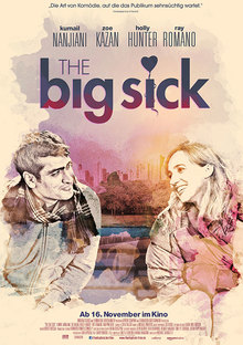 Home the big sick plakat