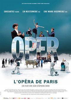 Oper. L'opera de Paris