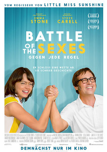 Home battleofthesexes plakat