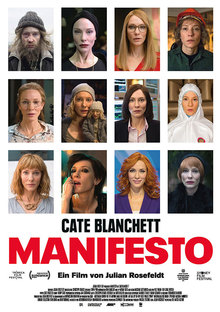 Home manifesto plakat