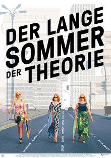 Home der lange sommer der theorie plakat