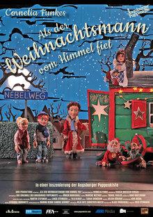 Home plakat weihnachtsmann