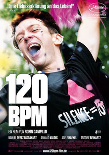 Home 120bpm plakat