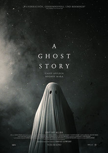 Home ghoststory plakat