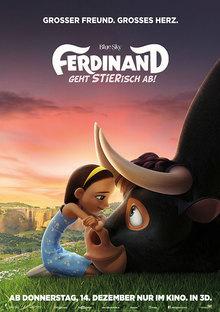 Home ferdinand poster